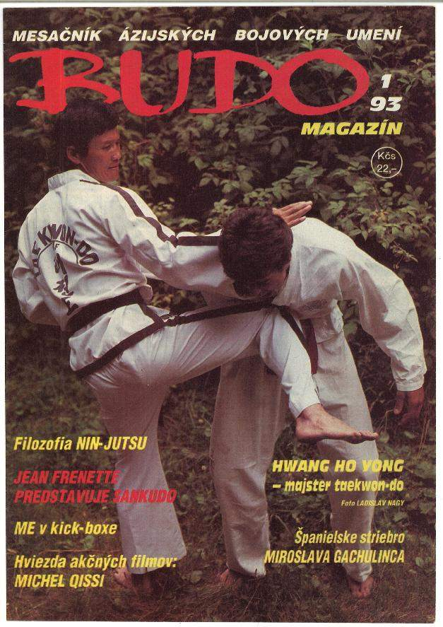 01/93 Budo Journal